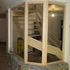 Menuiserie Daulne - Escaliers et portes intérieures